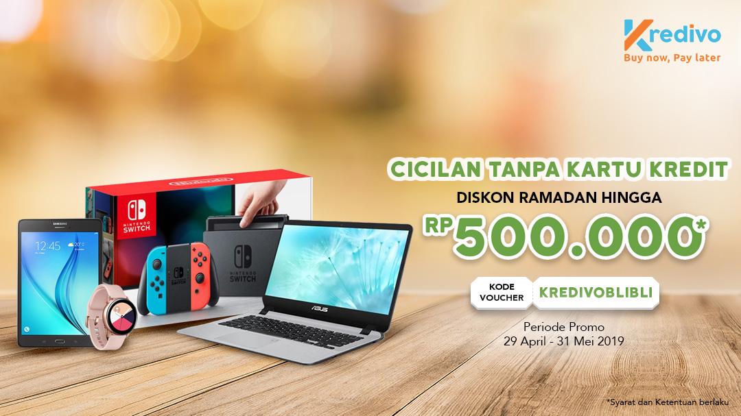 Kredivo Ramadhan Deal