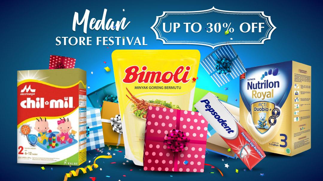 Medan Store  Festival