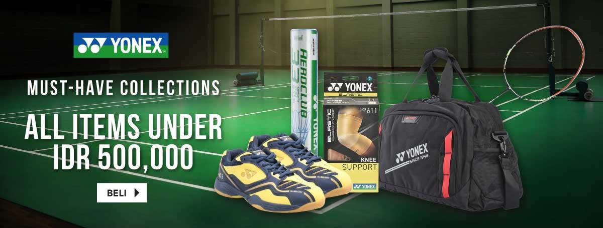Yonex Must Buy!