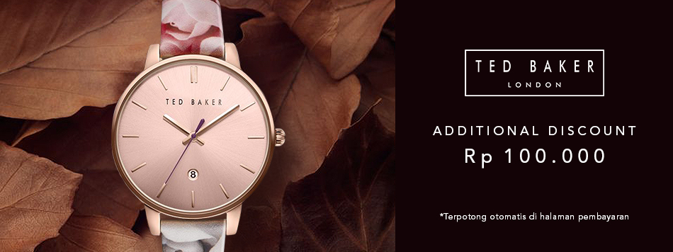 Ted Baker Extra Rp100.000