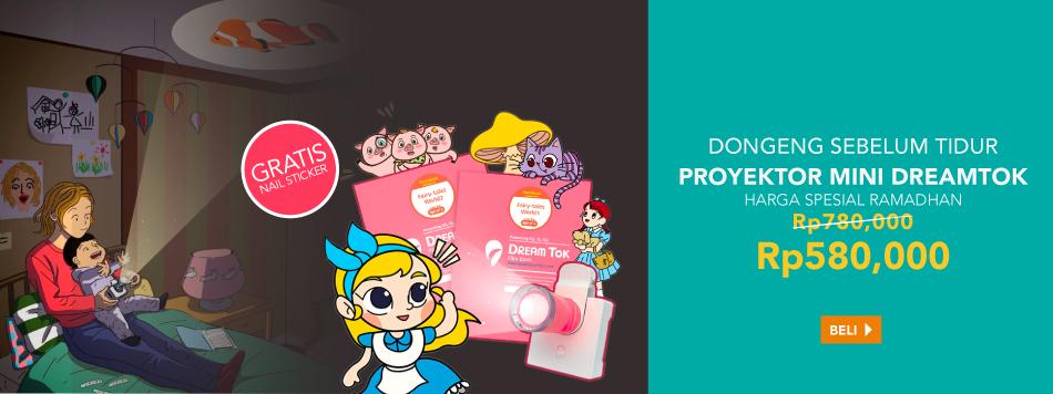 DreamTok Special Price