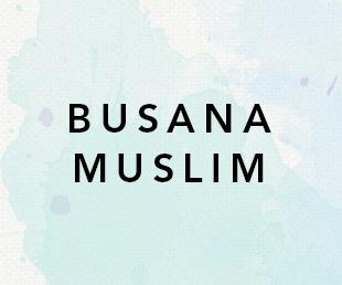 busana muslim