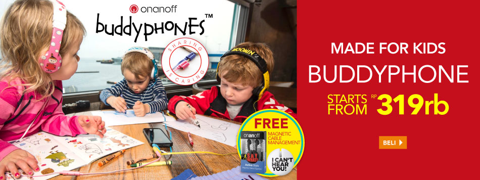 Buddyphone Free Cable Management