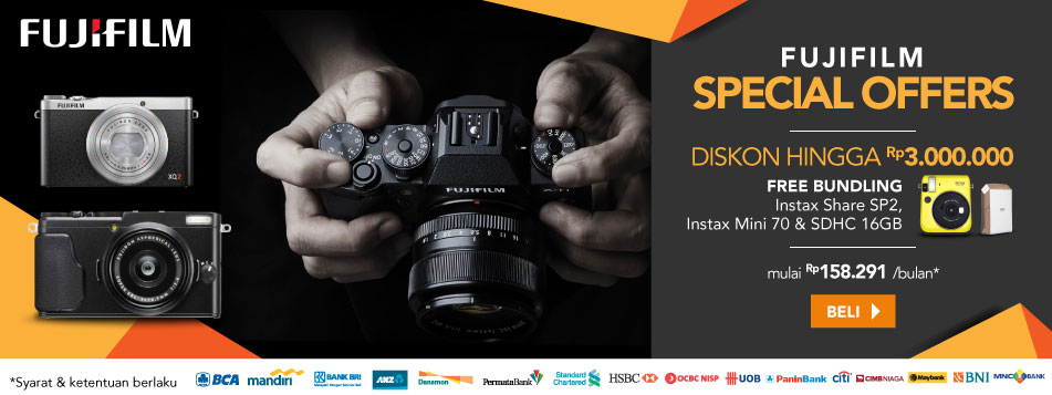 Fujifilm Special Offers