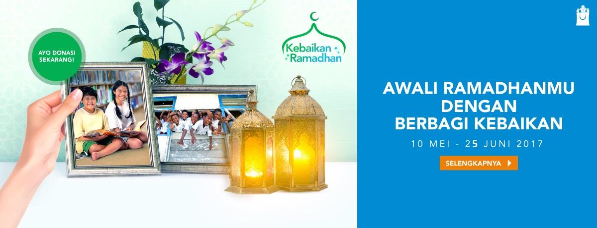 Berbagi Kebaikan Ramadhan