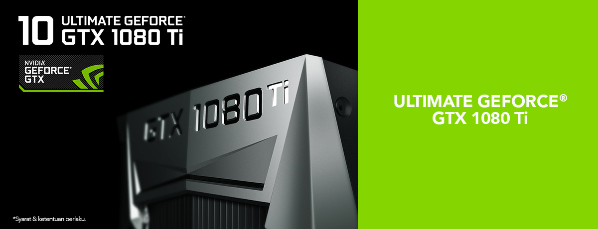 Ultimate Geforce GTX 1080 Ti