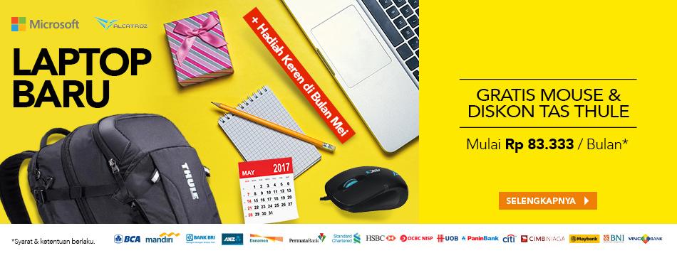 Hadiah Laptop Bulan Mei