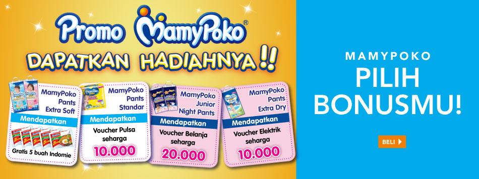 Mamypoko FREE Bonus