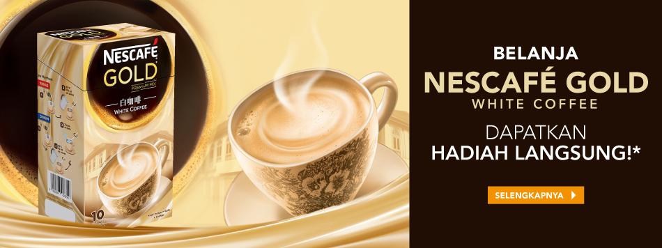GWP Nescafe Gold