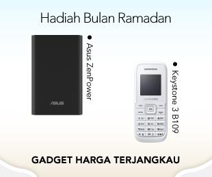 Hadiah Bulan Ramadan