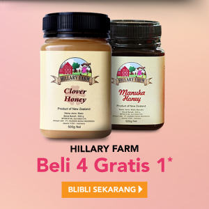 HILLARY FARM Beli 5 gratis 1