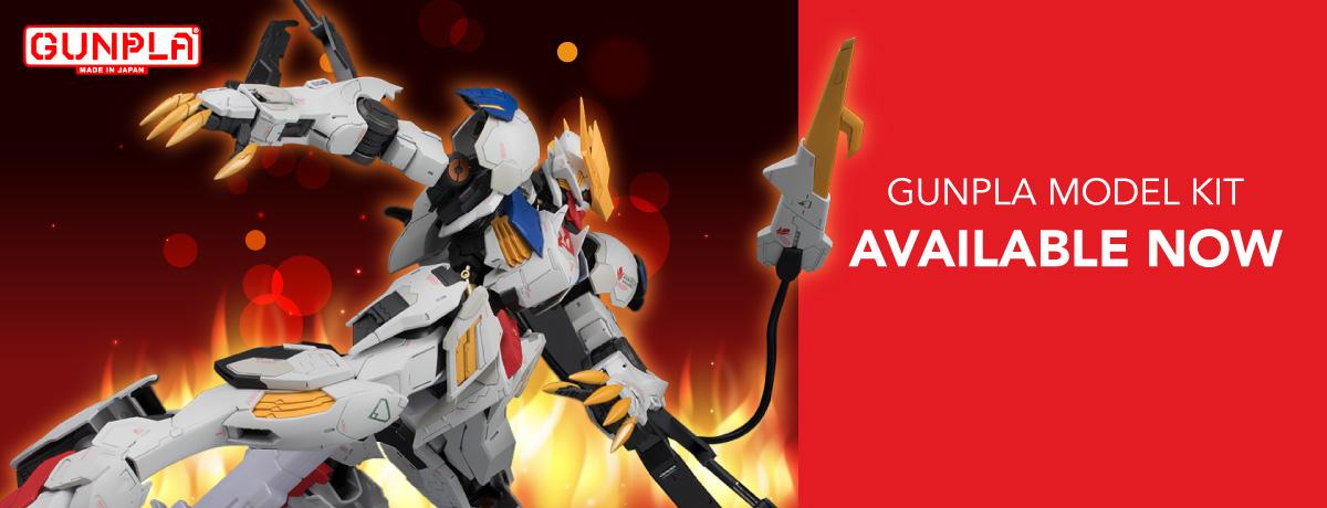Bandai Gundam Gunpla Multi Toys