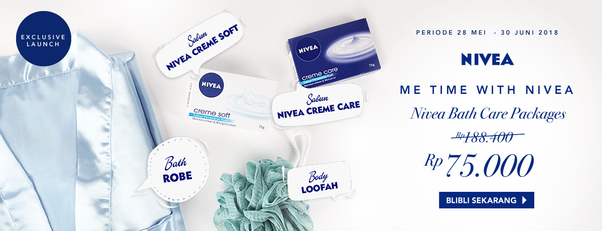 Nivea Bath Care Package