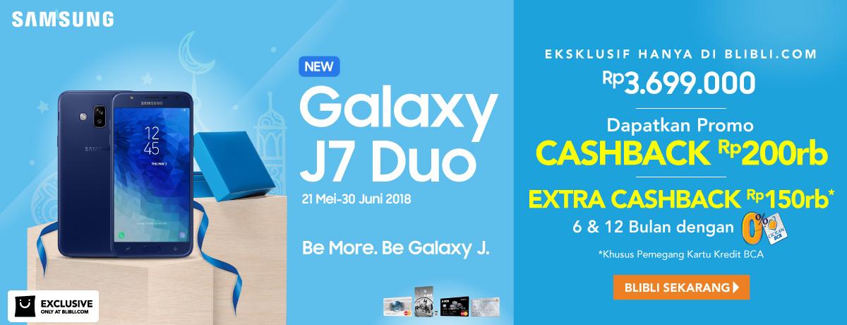 NEW GALAXY J7 DUO