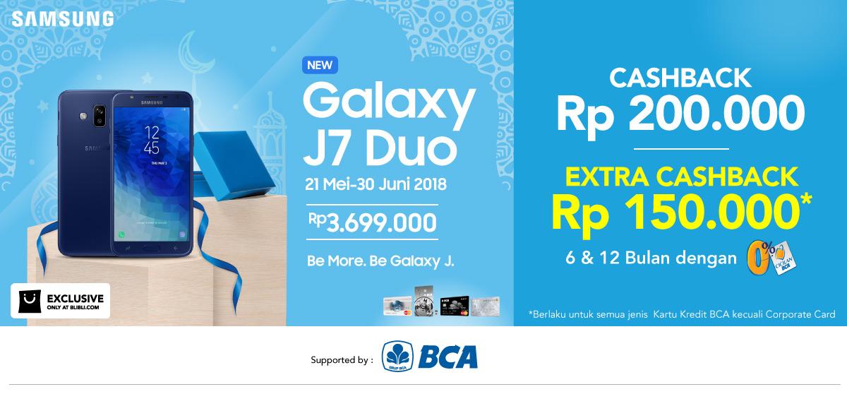 Ramadhan Galaxy J7 Duo Spesial Ramadhan