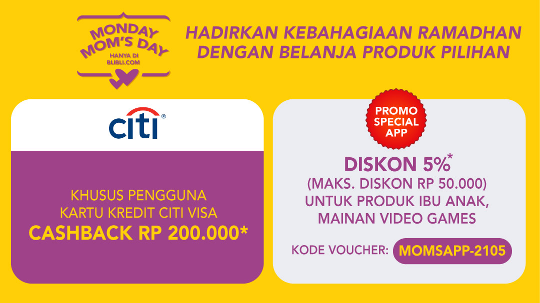 Monday Moms Day 21 Mei 2018