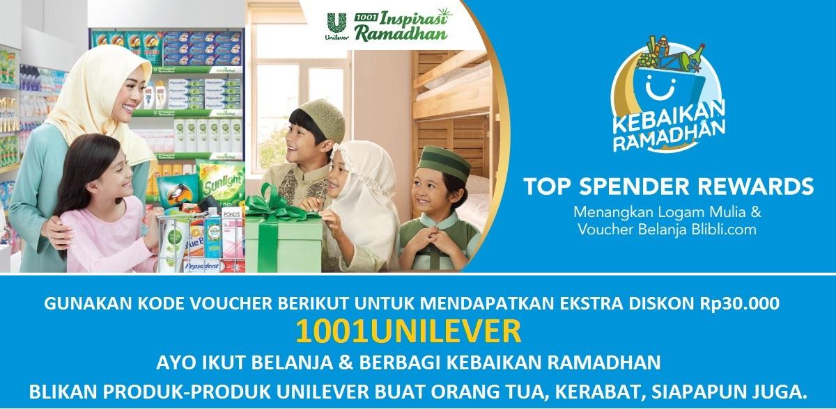 Unilever 1001 Inspirasi Ramadhan