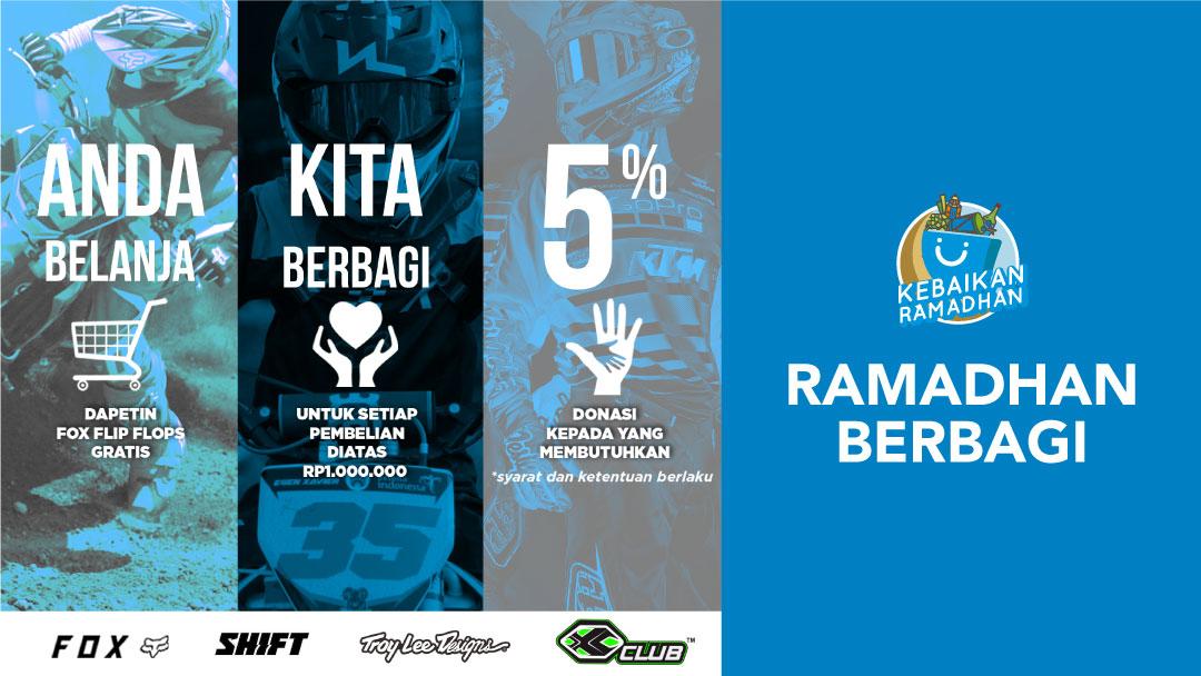 X-Club Ramadhan Berbagi