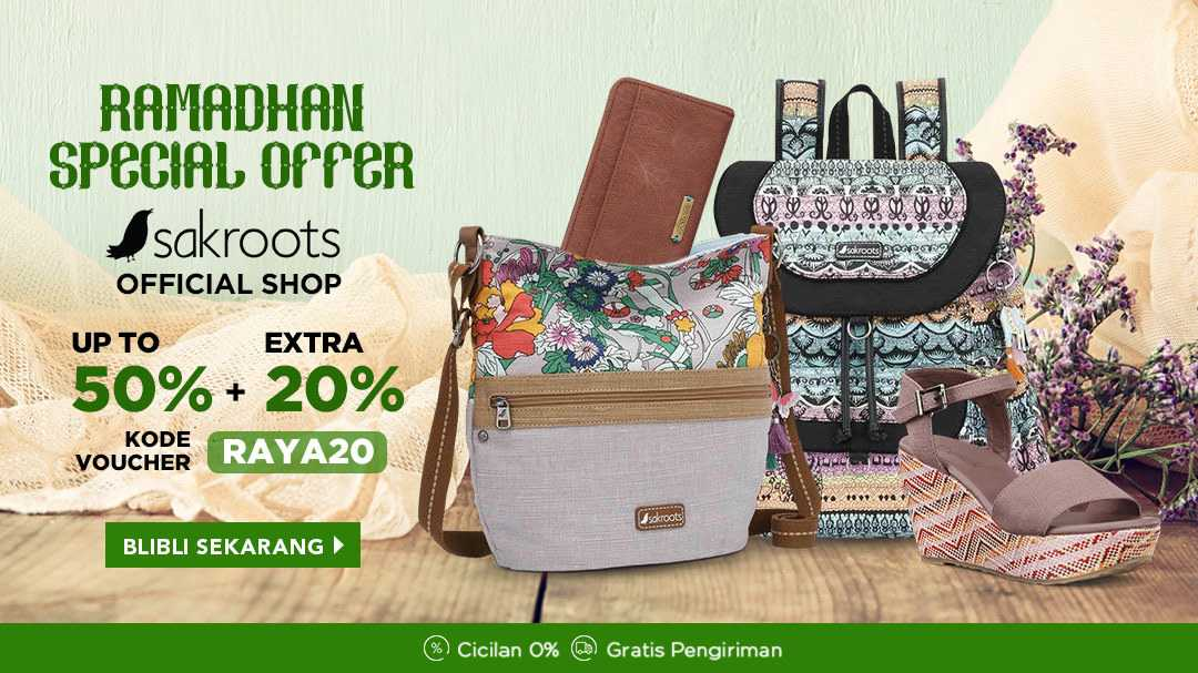 Ramadhan Special Offer - Sakroots