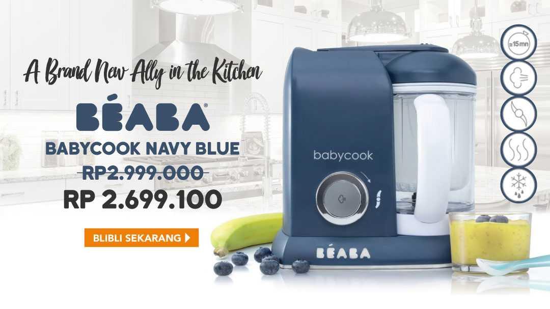 New Arrivals: Beaba Babycook Navy Blue