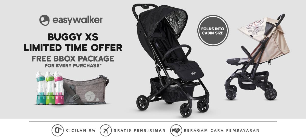 Easywalker Buggy XS Special Offer