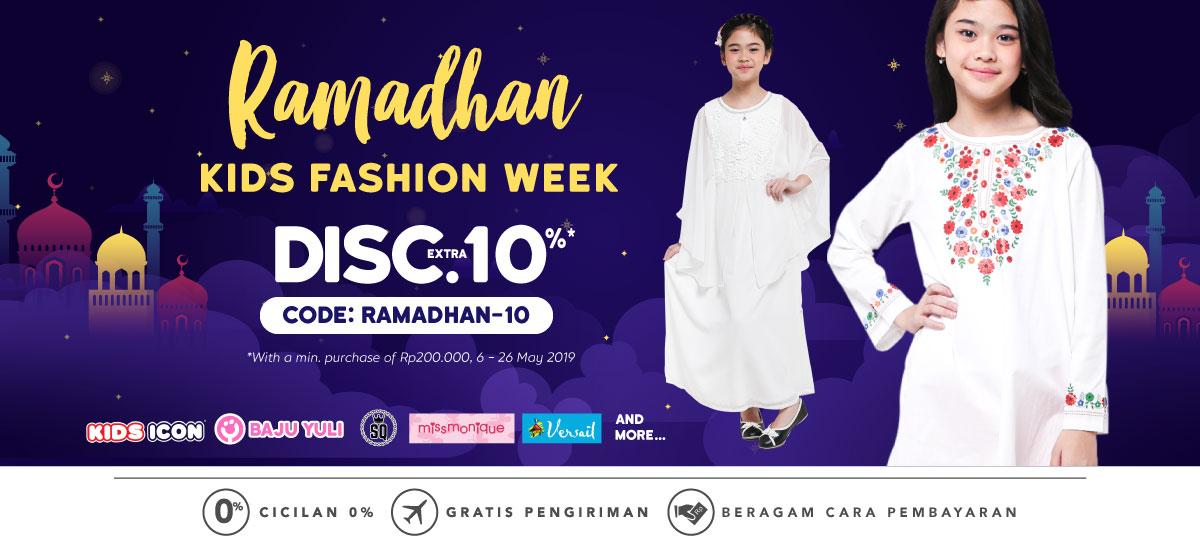 Ramadhan Fashion Week Baju Anak Laki Laki Blibli Com