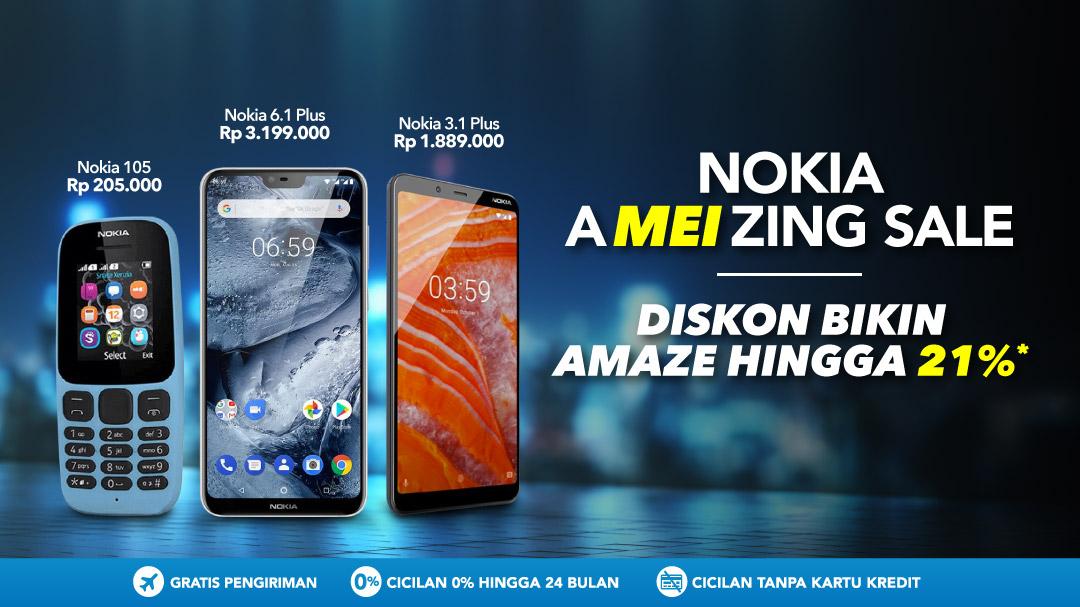 Nokia Ameizing Sale