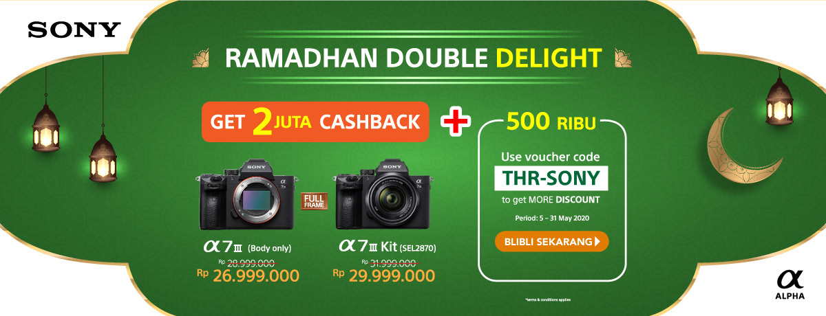 Ramadhan Double Delight
