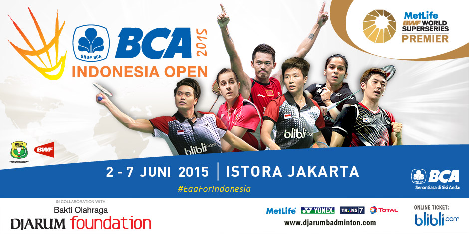BCA Indonesia Open