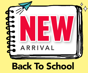 New Arrival Back to School
