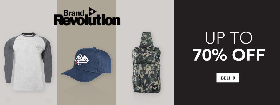 Brand Revolution Up to 70%
