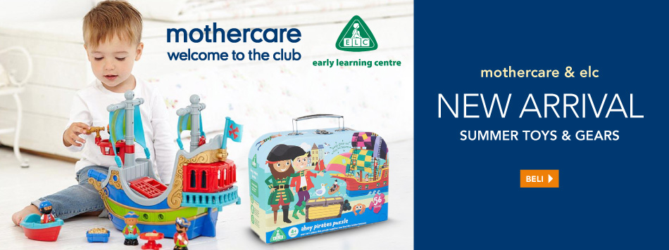 Mothercare & ELC New Gear