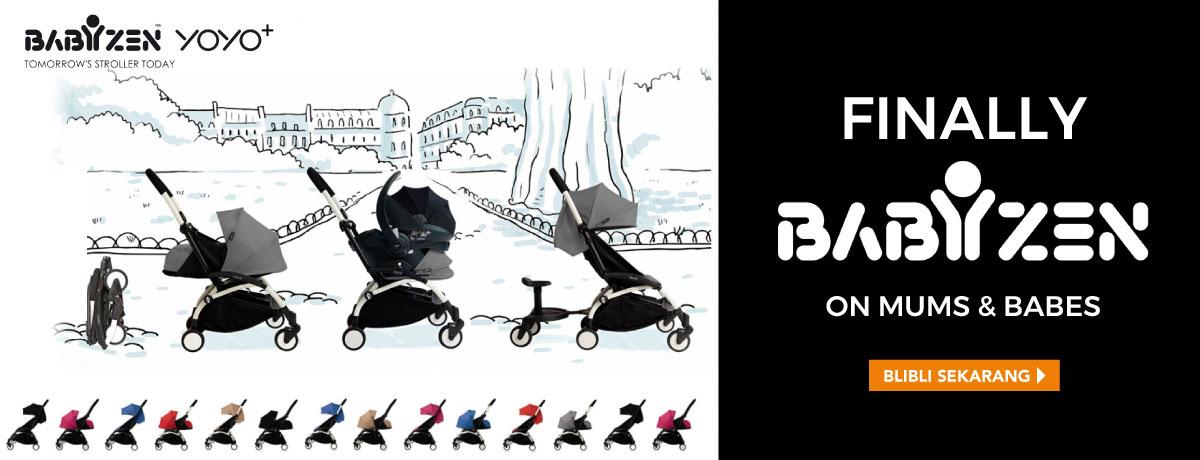 FINALLY BABY ZEN ON MUMS&BABES