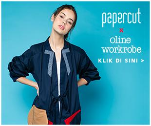 Papercut x Oline Workrobe