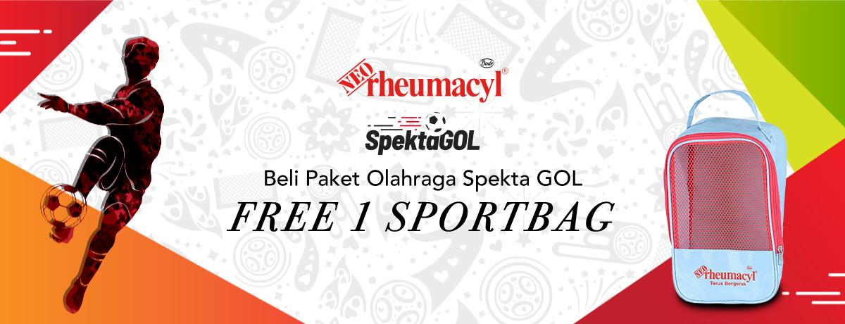 Neo Rheumacyl Free Sport Bag