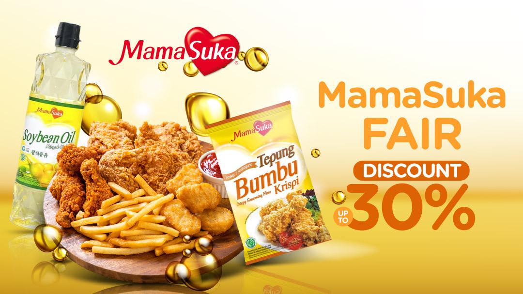 Promo MamaSuka Fair