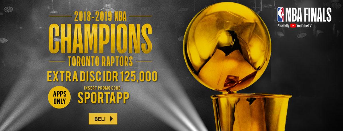NBA Champions 2019