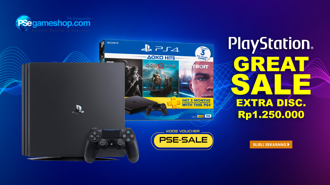Playstation Great Sale
