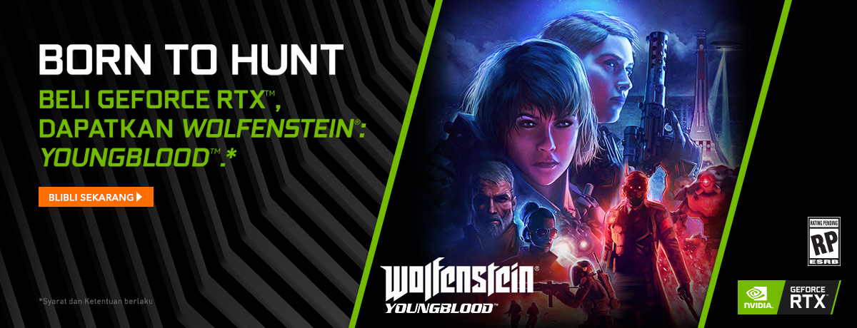 Born To Hunt, Free Wolfstein: Youngblood