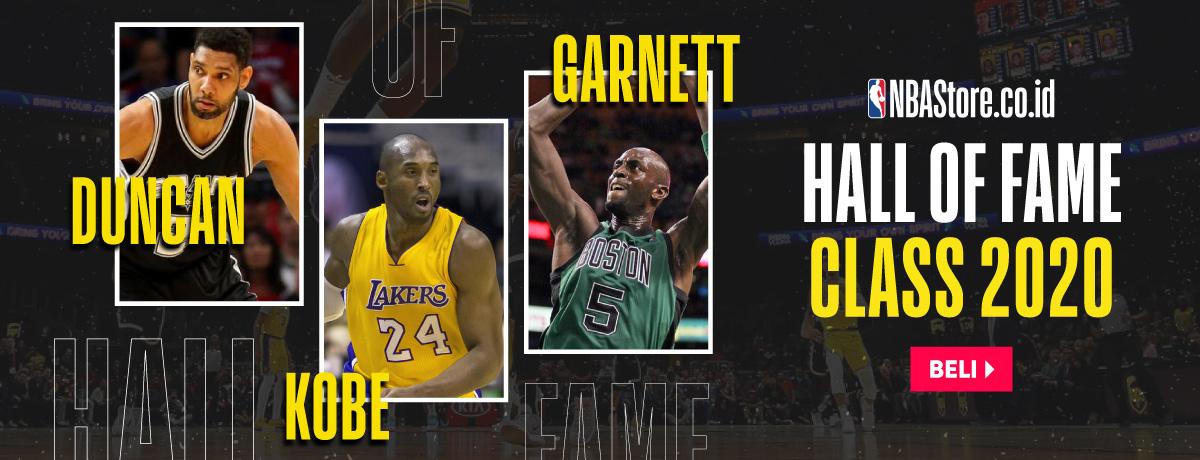 NBA Hall of Fame Class 2020