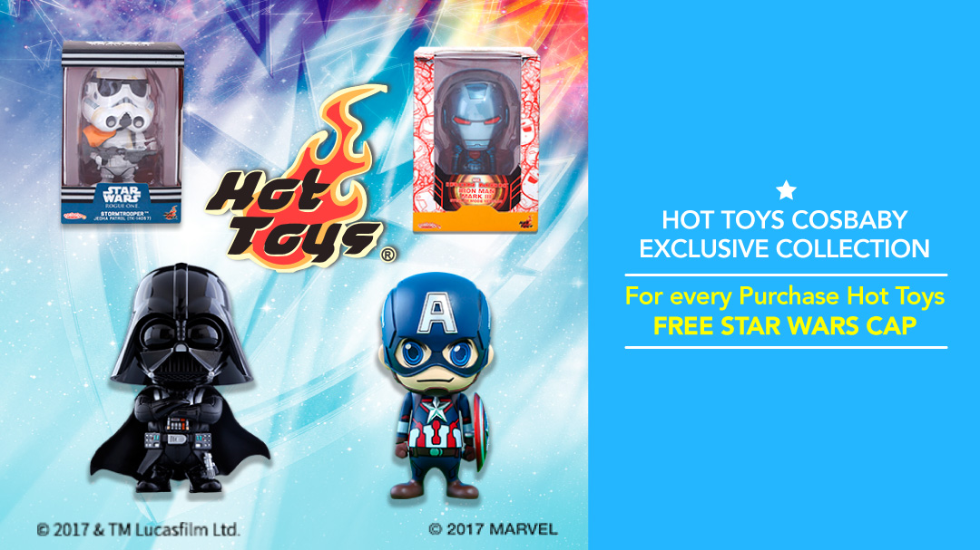 Hot Toys Cosbaby