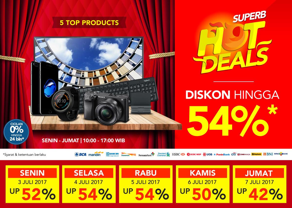 Blibli Hot Deals Gadget Dan Elektronik Diskon Up To 54 Kaskus