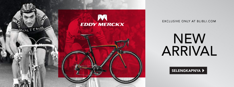 Eddy Merckx Bicycle!
