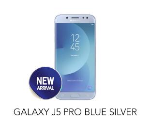 Galaxy J5 Pro Blue Silver