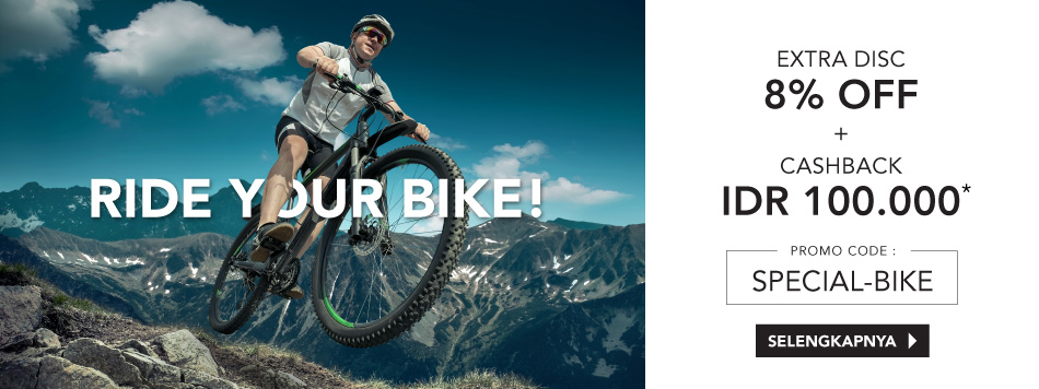 Special offer Bikes