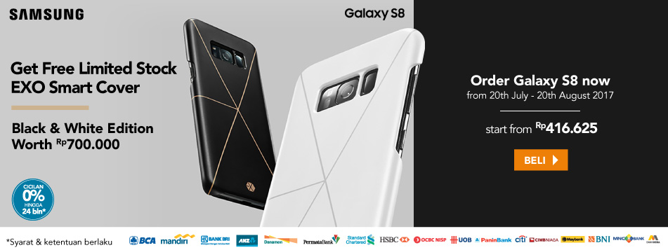 Samsung S8 Free Cover EXO