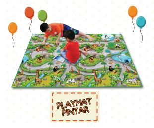 Playmat Pintar