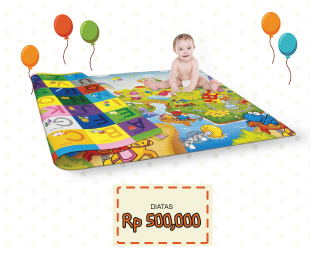 Playmat di atas Rp500 ribu