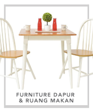 Furniture Ruang Makan & Dapur