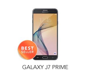 Galaxy J7 Prime Black
